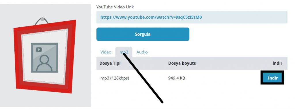 Youtube MP3 MP4 Video İndir
